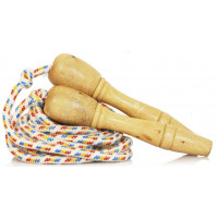 Wood Handle Jump Rope - SPT-TS1426 - Tecnopro