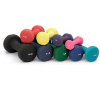 Neoprene Coated Dumbbell TS4004 - Tecnopro