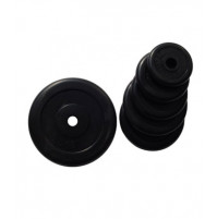 Regular Black Rubber Plate TS4104 - Tecnopro