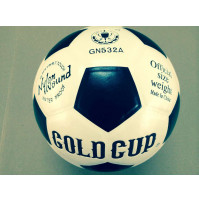 PU Syn.Leather FootBall - Available in Different size - GN432AX - Gold Cup