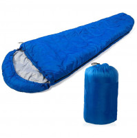 Mummy Sleeping Bag - Blue - SPT-TS6126 - Tecnopro