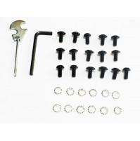 Replacement Tool Box Set for 1190 Treadmill - TB1190 - Tecnopro