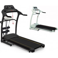 0902 Motorized Treadmill with and Without Massage - ET0902- Tecnopro