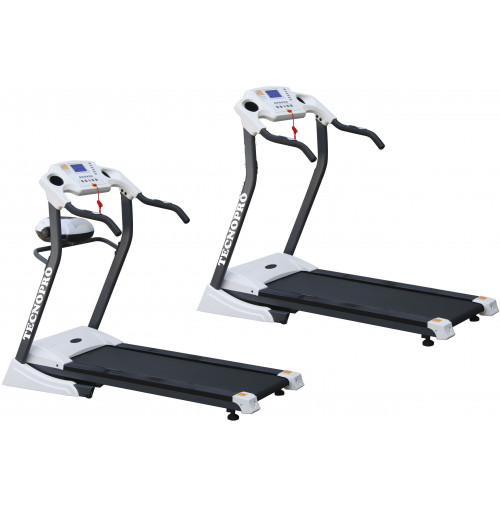 1190 Motorized Treadmill with and Without Massage - TEC-1190X - Tecnopro