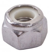Nut 1/4 Nylon S/S Locknut For Alpha One Gen I Miscellaneous - 98-102-19 - SEI Marine