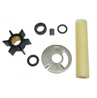 Water Pump Impeller Kit for Mercury 3.5, 3.6, 4, 4.5, 7.5, 9.8 HP - 47-89981-Q1 - JSP