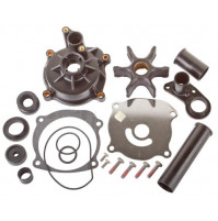 Water Pump Kit With Housing For Johnson / Evinrude OB  - 96-306-01K - SEI Marine
