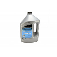4 Stroke Outboard Oil - 10W-30 - 4 L - 92-8M0086221 - Quicksilver