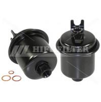 Fuel Petrol Filter For HONDA VL 16010-ST5-E01, 16010-ST5-931, 16010-ST5-932, 16010-ST5-933 - Dia. 75 mm - BE112 - HIFI FILTER