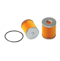 Fuel Petrol Filter For SUZUKI MARINE 65910-98J00-000, 65910-98J00  - Dia. 50 mm - BE222 - HIFI FILTER