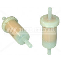 Fuel petrol Filter For HONDA 16910-Z6L-003 and MERCRUISER 35-877565 T1,35-877565 TI - Dia. 37 mm - BE4042 - HIFI FILTER