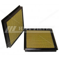 Air Filter For VOLVO-PENTA 21171277 - Length 169 mm - HR16723 - HIFI FILTER