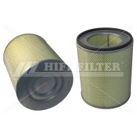 Air Filter For CATERPILLAR 9 L 0699 and 9 M 1827  - Dia. 282 mm - SA10285 - HIFI FILTER