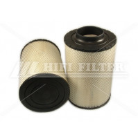 Air Filter For CATERPILLAR 3 I 0003 and CUMMINS 2912986 - Dia. 217 mm - SAB085011 - HIFI FILTER