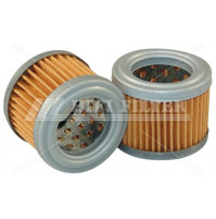 Fuel Petrol Filter For YANMAR 129535-52150 and for VOLVO 7410252 and for VETUS STM 4050 - Dia. 41 mm - SBH1 - HIFI FILTER