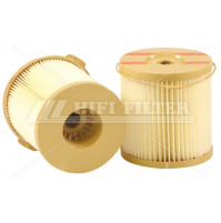 Fuel Petrol Filter For CATERPILLAR  9 Y 4446 and VOLVO-PENTA VOE 3838854  - Dia. 111 mm - SN920210 - HIFI FILTER
