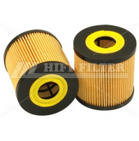 Oil Filter For MANN HU 514 X and MERCEDES A 2711800109 / A 2711800009  - Dia. 46 mm - SO7133 - HIFI FILTER