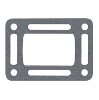Elbow to Manifold Gasket for raw water cooled Marine Power and Indmar engines - 1-0107 - Barr Marine