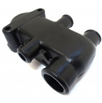 Thermostat Housing for MerCruiser 4.3L, 5.7L raw water cooling system - MC-29-860256 - Barr Marine