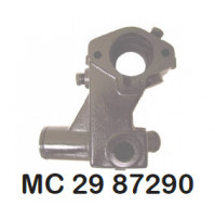 Lower Thermostat Housing for Mercruiser V8 Models 898R, 228R and 260R - MC-29-87290 - Barr Marine