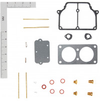 Outboard Marine Carburetor Tune-Up Kits for Mercury Marine V6  - WK-16050- Walker products