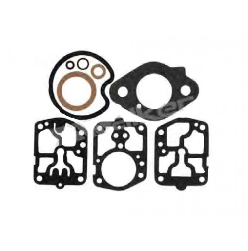 Outboard Marine Carburetor Tune-Up Kits for Mercury Marine from 20, 45 to 50HP  - WK-16063- Walker products