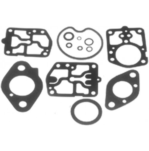 Outboard Marine Carburetor Tune-Up Kits for Mercury Marine from 7.5 to 9.8HP  - WK-16062- Walker products