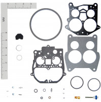 Inboard Marine Carburetor Tune-Up Kits for  (R-4) MERCRUISER #1397-3306, 1397-4329, 1397-5635, 1397-6638; OMC #384743, 979659; VOLVO #855889-2  - WK-19009 - Walker products