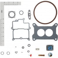 Inboard Marine Carburetor Tune-Up Kits for (H-2) HOLLEY UNIVERSAL MODEL 2010 - WK-19056- Walker products