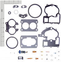 Inboard Marine Carburetor Tune-Up Kits for (M-2) MERCURY MARINE (4, 6, 8) MERCRUISER #3302-804844002 WK-19032C- Walker products