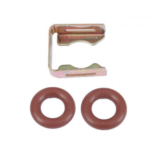 FUEL INJECTOR SEAL KIT USE WITH MERCURY INJECTOR #861260T  - WK-17051- Walker products