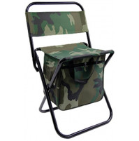 Foldable Chair With Compartments  - BG-A6000 - AZZI Tackle