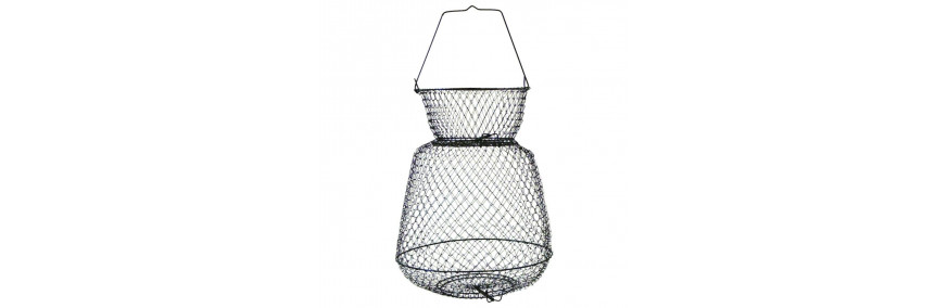 Wire Basket and Cages