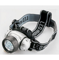 Head Lamp 7 Led Bulb - TLG06 - AZZI Tackle