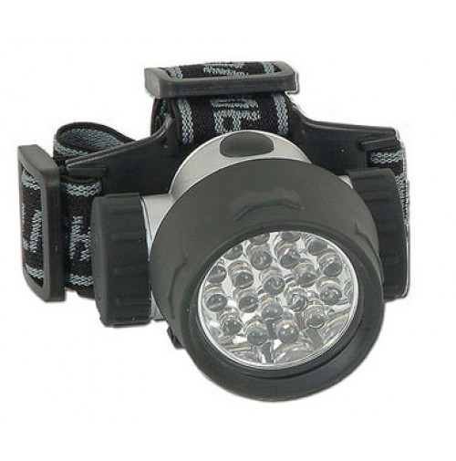 Head Lamp 19 Led Bulb - TLG14 - AZZI Tackle