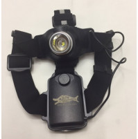 Adjustable and Dimming Led Head Lamp - AH3 - AZZI Tackle