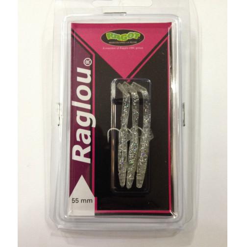 Raglou - Silver spangled color - 55 MM - RG3903115 - Ragot