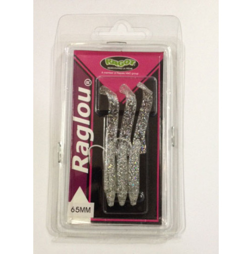 Raglou - Silver spangled SG/HG Color - 65 MM - RG3905115 - Ragot