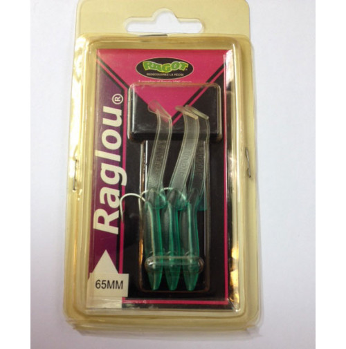Raglou - MB/ Light Green Color - 65 MM - RG3905816 - Ragot