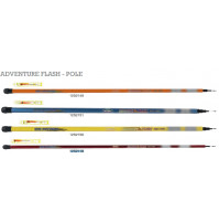 Telescopic Fiber Rod Adventure Flash Rod - 1252118X - Mitchell