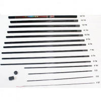 "Parts for Telescopic "" FLEX PRO"" Rod - 2522-00X - AZZI Tackle"