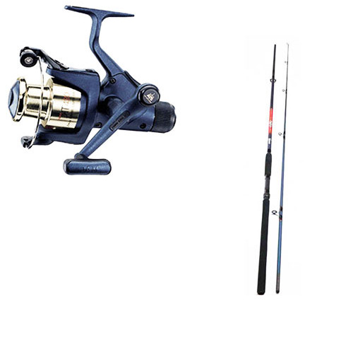 Put In Pavero 30 Spinning Rod and Quick AT 480 Reel Combo - 03511-300+1135-480 - Eurostar