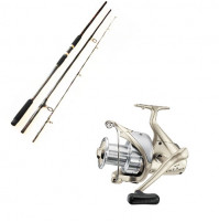 Carbon Put In Top Surf 80 Spinning Rod and Futura 680 FD Reel Combo - 2975-390+1003-680 - ASM International