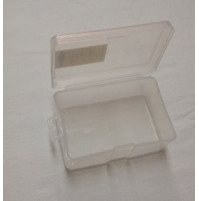 Polypropylene Tackle Box transparent, 8381-004 - AZZI Tackle