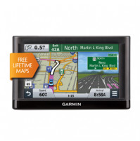 Nuvi 55LM (MENA) - 5.0 inches - 010-01198-XX - Garmin