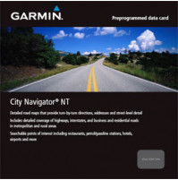 Micro SD Card - City Navigator China NT - English - 010-11214-00 - Garmin