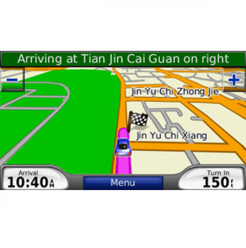 Micro SD Card - City Navigator® China NT - English - Garmin